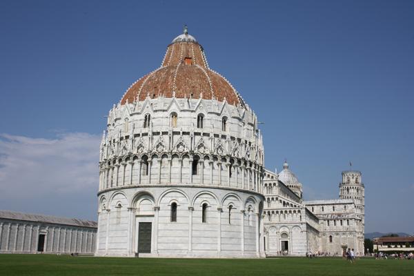 doopkapel Pisa