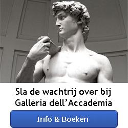 Tickets Galleria dell Accademia