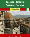 plattegrond toscane florence