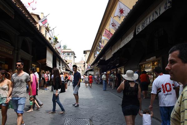 Ponte Vecchio juweliers